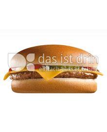 mcdonald 39 s cheeseburger 251 0 kalorien kcal und inhaltsstoffe das ist drin. Black Bedroom Furniture Sets. Home Design Ideas