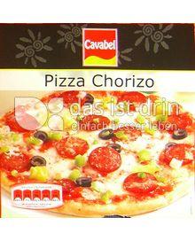 Produktabbildung: Cavabel Pizza Chorizo 700 g