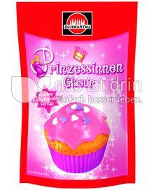 Produktabbildung: Schwartau Prinzessinnen Glasur 125 g