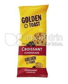 Produktabbildung: GOLDEN TOAST Croissants Schokolade 200 g