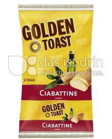 Produktabbildung: GOLDEN TOAST Ciabattine Classic 200 g