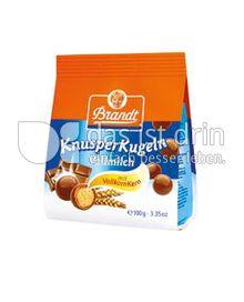 Produktabbildung: Brandt KnusperKugeln 100 g