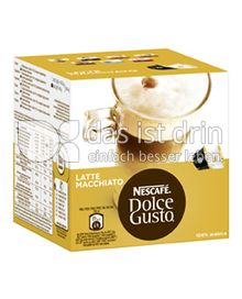 Produktabbildung: Nescafé Dolce Gusto Latte Macchiato 16 St.