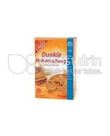 Produktabbildung: 3 PAULY Dunkle Mehlmischung 800 g