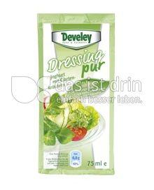 Produktabbildung: Dressing pur Joghurt mit Gartenkräuter 75 ml
