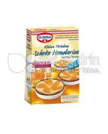 Produktabbildung: Dr. Oetker Kleine Törtchen Schoko Mandarine 315 g