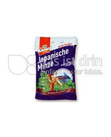 Produktabbildung: Kaiser Japanische Minze ohne Zucker 60 g