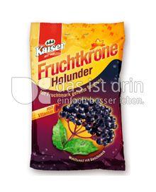 Produktabbildung: Kaiser Fruchtkrone Holunder Bonbons 90 g
