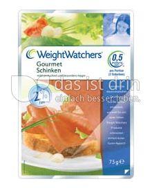 Produktabbildung: Weight Watchers Gourmet Schinken 75 g