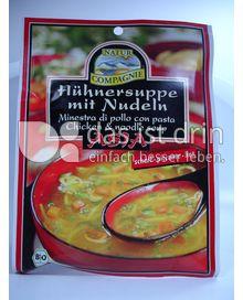 Produktabbildung: NATUR COMPAGNIE Hühnersuppe mit Nudeln Asia scharf 40 g
