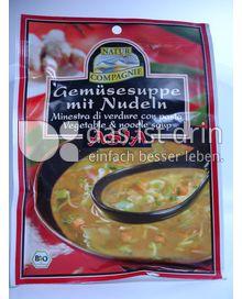 Produktabbildung: NATUR COMPAGNIE Gemüsesuppe mit Nudeln Asia 40 g