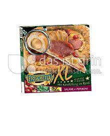 Produktabbildung: Freschetta XL Salame e Peperoni 495 g