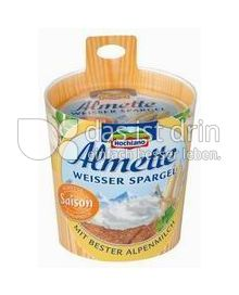 Produktabbildung: Almette Alpenfrischkäse Weisser Spargel 150 g