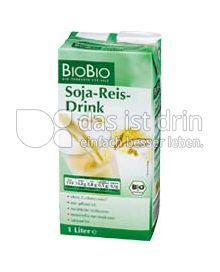 Produktabbildung: BioBio Soja-Reis-Drink 1 l