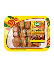 Produktabbildung: Friki Grilllaune Geflügelspieß mit Zucchini 450 g