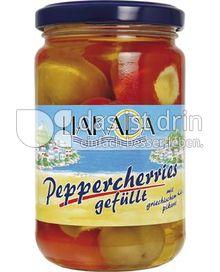 Produktabbildung: Liakada Peppercherries mit griechischem Käse 370 ml
