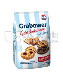 Produktabbildung: Grabower Gebäckmischung zuckerfrei 300 g