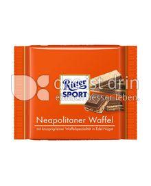 Produktabbildung: Ritter Sport Neapolitaner Waffel 100 g