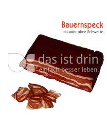 Produktabbildung: Natursteiger Bauernspeck in Graubünden luftgetrocknet 100 g