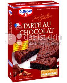 Produktabbildung: Dr. Oetker Tarte au Chocolat 470 g