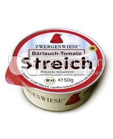 Produktabbildung: Zwergenwiese Bärlauch-Tomate Streich 50 g