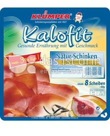 Produktabbildung: Kalofit Magerkernschinken 80 g