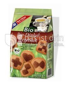 Produktabbildung: Hans Freitag Bio-Dinkel Teegebäck 125 g