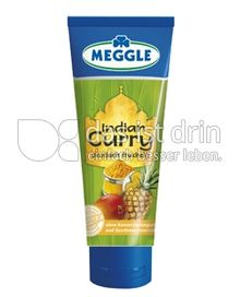 Produktabbildung: Meggle Indian Curry 80 ml