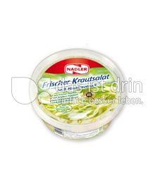 Produktabbildung: Nadler Frischer Krautsalat 400 g