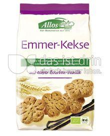 Produktabbildung: Allos Emmer-Kekse 125 g
