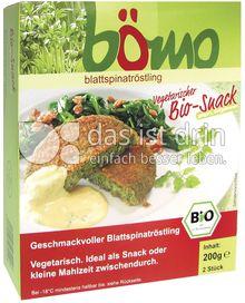 Produktabbildung: Bömo Blattspinat Röstling 200 g