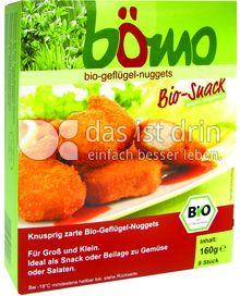 Produktabbildung: Bömo Geflügel Nuggets 160 g