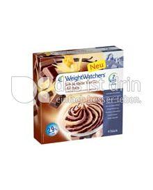 Produktabbildung: Weight Watchers Milcheis Schokolade Vanille 4 St.