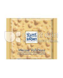 Produktabbildung: Ritter Sport Weisse Voll-Nuss 100 g