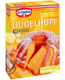 Produktabbildung: Dr. Oetker Gugelhupf 460 g