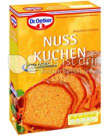 Produktabbildung: Dr. Oetker Nuss Kuchen 400 g