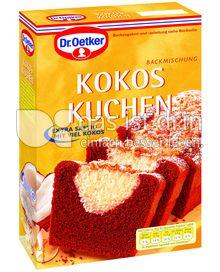 Produktabbildung: Dr. Oetker Kokos Kuchen 410 g