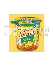 Produktabbildung: Pfanni Kartoffel Snack mit Käse & Broccoli 50 g