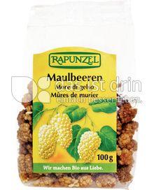 Produktabbildung: Rapunzel Maulbeeren 100 g
