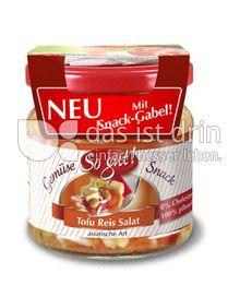Produktabbildung: So gut! Tofu Reis Salat, asiatische Art 190 g