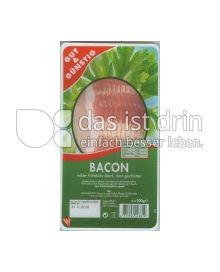 Produktabbildung: Gut & Günstig Bacon 100 g