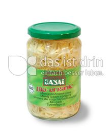 Produktabbildung: JAZAI Bio-Mungobohnenkeimlinge 370 ml