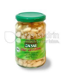 Produktabbildung: JAZAI Bio-Weiße Bohnen 370 ml