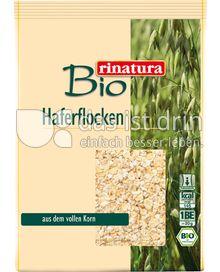 Produktabbildung: Rinatura Vollkorn-Haferflocken 500 g