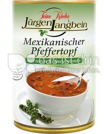 Produktabbildung: Feine Küche Jürgen Langbein Mexikanischer Pfeffertopf 400 g