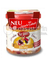 Produktabbildung: So gut! Reis Salat spanische Art mit Snack-Gabel! 190 g