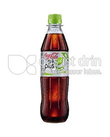 Produktabbildung: Coca-Cola Coke light plus Green Tea 1 l