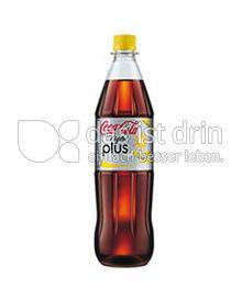 Produktabbildung: Coca-Cola Coke light Plus Lemon C 1 l
