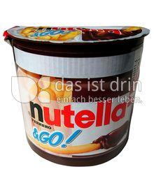 Produktabbildung: Ferrero Nutella & GO! 52 g