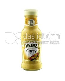 Produktabbildung: Heinz Curry Sauce 250 ml